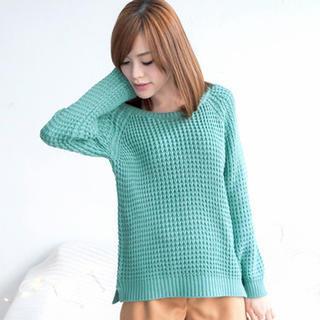 Round-neck Sweater