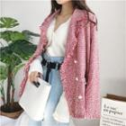 Tweed Long-sleeve Jacket