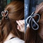 Rhinestone Acrylic Hair Claw