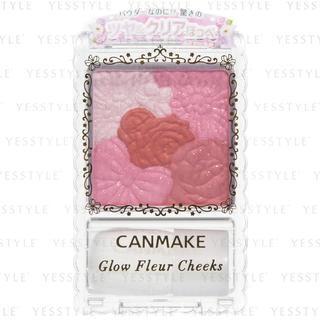 Canmake - Glow Fleur Cheeks (#05 Wedding Fleur) 6.3g