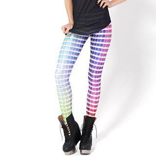 Check Leggings As Figure Shown - One Size