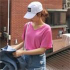 Plain Colored T-shirt