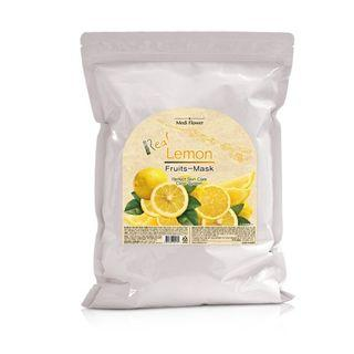 Mediflower - Fruits-mask - 4 Types Real Lemon