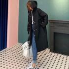 Oversized Hooded Padded Jacket