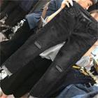 Skinny Jeans / Ripped Skinny Jeans