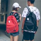Chain Accent Backpack