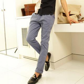 Slim-fit Tapered Pants