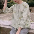 Embrodiered Shirt