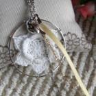 Little Bird Flower Lace Necklace