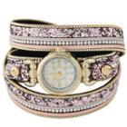 Embellished Bracelet Watch