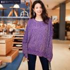 Loose-fit M Lange Knit Sweater