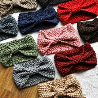 Yarn Headband (various Designs)