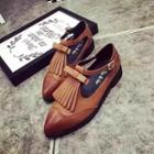 Cut Out Loafers