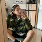 Camo Sweater Camouflage - One Size
