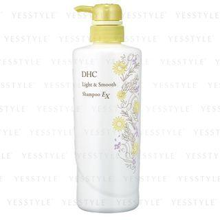 Dhc - Light & Smooth Shampoo Ex 550ml