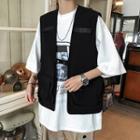 Open Front Cargo Vest