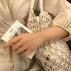 Moon & Star Bracelet Gold - One Size