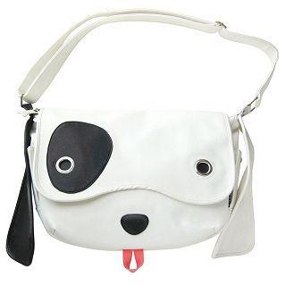 Doggie Bag (large) White - L