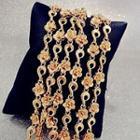 Flower / Heart Bracelet