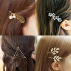Hair Barrette / Hair Clip (various Designs)