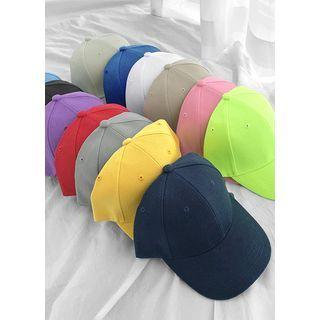 Baseball Cap In 13 Colors