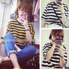 Loose-fit Striped T-shirt