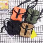 Couple Matching Buckled Crossbody Bag