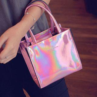 Mirrored Handbag