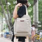 Lightweight Square Backpack