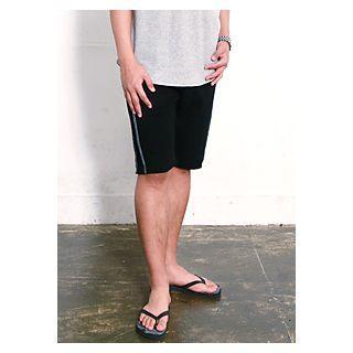 Stitched Sweat Shorts