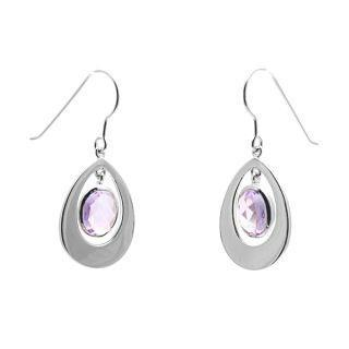 Amethyst Inspiration Earrings