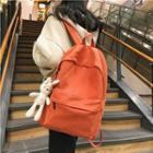 Rabbit Charm Backpack
