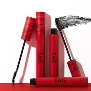 Too Cool For School - Tag Lazy Red Clear Fix Mascara 7g