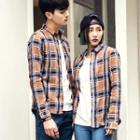 Couple Matching Check Shirt