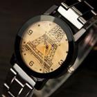 Eiffel Tower Bracelet Watch