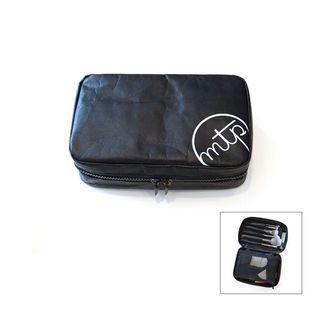 Makeup Brush Case Black - One Size