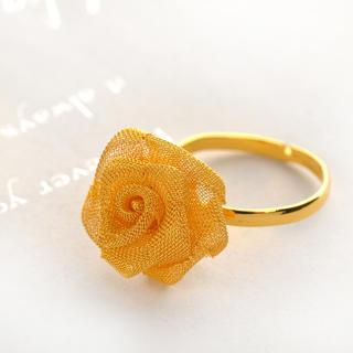 Rose Ring  Gold - One Size