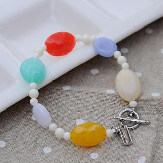 Colorful Beads Bracelet