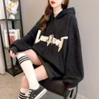 Rabbit Rat Fleece Hoodie
