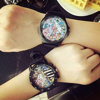 Cartoon Strap Watch