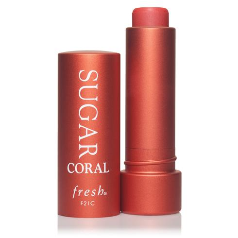 Fresh - Sugar Coral Lip Treatment 4.3g