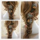 Flower Hair Stick Set