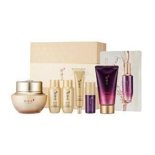 The Face Shop - Yehwadam Hwansaenggo Rejuvenating Radiance Cream Special Set 7 Pcs