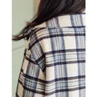Plaid Mac Coat
