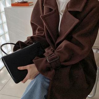 Minimal Rectangle Shoulder Bag