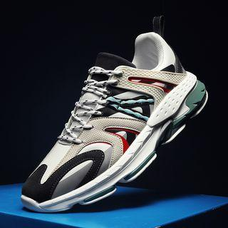 Colour Block Athletic Sneakers