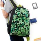 Camouflage Lightweight Backpack