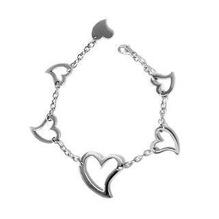 Dancing Heart Bracelet