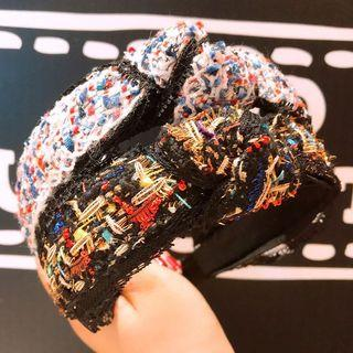 Melange Knot Headband