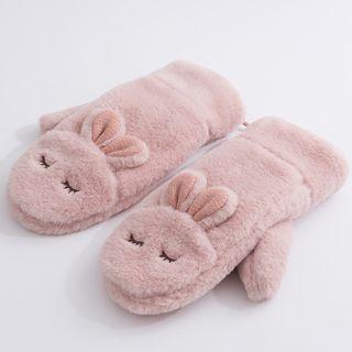 Rabbit Mittens